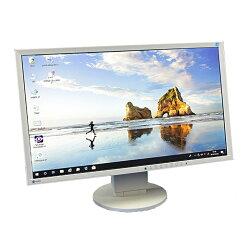 【中古】23インチスクエア液晶モニターEIZOEV2316Wノングレア解像度1920×1080(フルHD)VGA×1DVI×1DisplayPort×1スピーカー内蔵LEDバックライト搭載ディスプレイ送料無料(一部地域を除く)30日保証