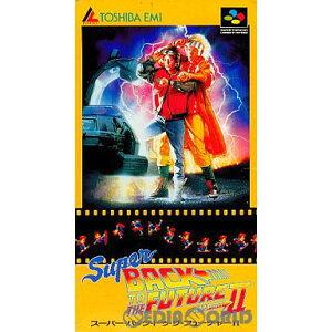 【中古】【箱説明書なし】[SFC]スーパーバック・トゥ・ザ・フューチャー2(Super BACK TO THE FUTURE PART II)(19930723)