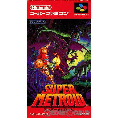 スーパーファミコン, ソフト SFC(SUPER METROID)(19940319)