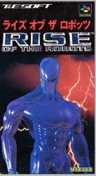 【中古】【箱説明書なし】[SFC]ライズ・オブ・ザ・ロボッツ(Rise Of The Robots)(19941222)