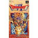 【中古】[SFC]ドラゴンクエストVI 幻の大地(ドラゴンクエスト6 幻の大地)ドラクエVI ドラクエ6(19951209)