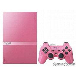 【中古】[本体][PS2]プレイステーション2 PlayStation2 ピンク(SCPH-77000PK)(20061122)