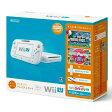 【中古】[本体][WiiU]Wii U すぐに遊べるファミリープレミアムセット(シロ)(WUP-S-WAFS)(20131031)【RCP】