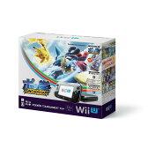 【中古】[本体][WiiU]Wii U ポッ拳 POKKEN TOURNAMENT セット(Wii Uプレミアムセット kuroi/クロ/黒)(WUP-S-KAHR)(20160318)【RCP】
