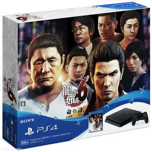 【予約前日発送】[本体][PS4]PlayStation4 龍が如く6 Starter Lim…