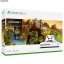 【中古】[本体][XboxOne]Xbox One S 1TB(Minecraft(マインクラフト) ...