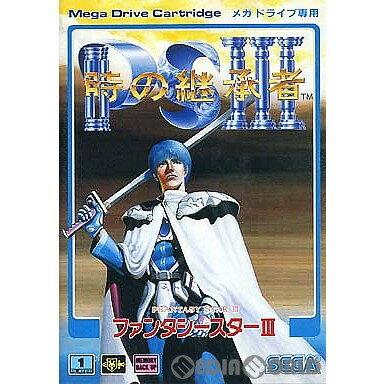 テレビゲーム, その他 MD III(FANTASY STAR 3)(ROM)(19900421)