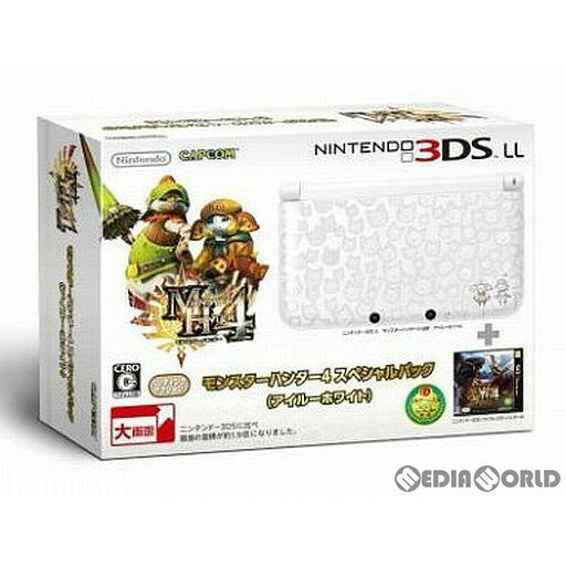 Nintendo 3DS・2DS, 3DS 本体 3DS4 ()(SPR-S-WJCD)(3DSLL)(201309 14)