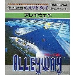 【中古】[GB]アレイウェイ(ALLEYWAY)(19890421)