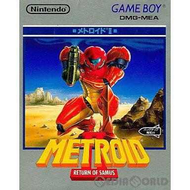 テレビゲーム, ゲームボーイ GB2 (Metroid II: Return of Samus)(19920121)