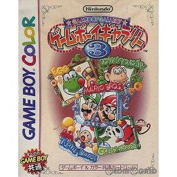 【中古】[GBC]ゲームボーイギャラリー3(Game & Watch Gallery 3)(19990408)