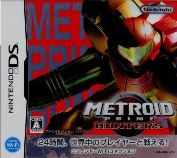 Nintendo DS, ソフト NDS(METROID PRIME HUNTERS)(20060601)