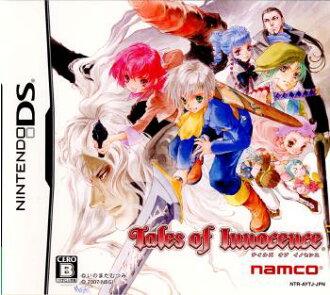 [中古][NDS]尾of攻殻機動隊(Tales of Innocence/TOI)(20071206)[RCP])