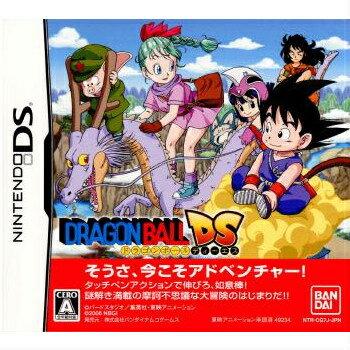 Nintendo DS, ソフト NDSDRAGON BALL DS( )(20080918)