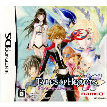 Nintendo DS, ソフト NDS (TALES OF HEARTS Anime movie edition)(20081218)