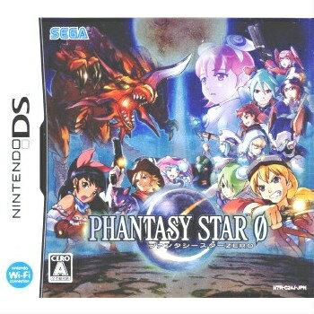 Nintendo DS, ソフト NDSZERO(PHANTASY STAR 0 PS0)(20081225)