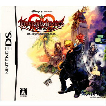 Nintendo DS, ソフト NDSKINGDOM HEARTS 3582 Days( )(20090530)