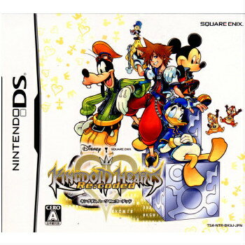 Nintendo DS, ソフト NDS Re(KINGDOM HEARTS Recoded)(20101007)