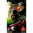 【中古】[PSP]モンスターハンターポータブル 2nd G(20080...