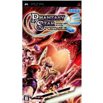 プレイステーション・ポータブル, ソフト PSP (PHANTASY STAR PORTABLE)(20080731)