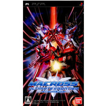 プレイステーション・ポータブル, ソフト PSP(MACROSS ULTIMATE FRONTIER) (20091001)