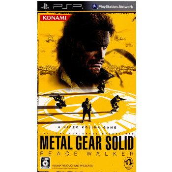 プレイステーション・ポータブル, ソフト PSPMETAL GEAR SOLID PEACE WALKER( )(20100429)