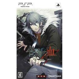 【中古】【表紙説明書なし】[PSP]咎狗の血 True Blood Portable(トゥルーブラッドポータブル) 限定版(20101223)