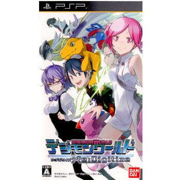 プレイステーション・ポータブル, ソフト PSP (DIGIMON WORLD ReDigitize)(20120719)