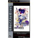 【中古】[PSP]アルティメット ヒッツ(ULTIMATE HITS) ファイナルファンタジーIV(FINAL FANTASY 4) コンプリートコレクション(ULJM-06122)(20120705)