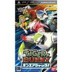 【中古】[PSP]TIGER & BUNNY(タイガー&バニー) オンエアジャック!(20120920)