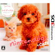 【中古】[3DS]nintendogs+cats(ニンテンドッグス+キャッツ) トイ・プードル&Newフレンズ(20110226)【RCP】