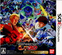【中古】[3DS]SDガンダム GGENERATION 3D(ジージェネレーション3D)(20111222)