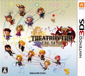 Nintendo 3DS・2DS, ソフト 3DS(THEATRHYTHM FINAL FANTASY)(20120216)