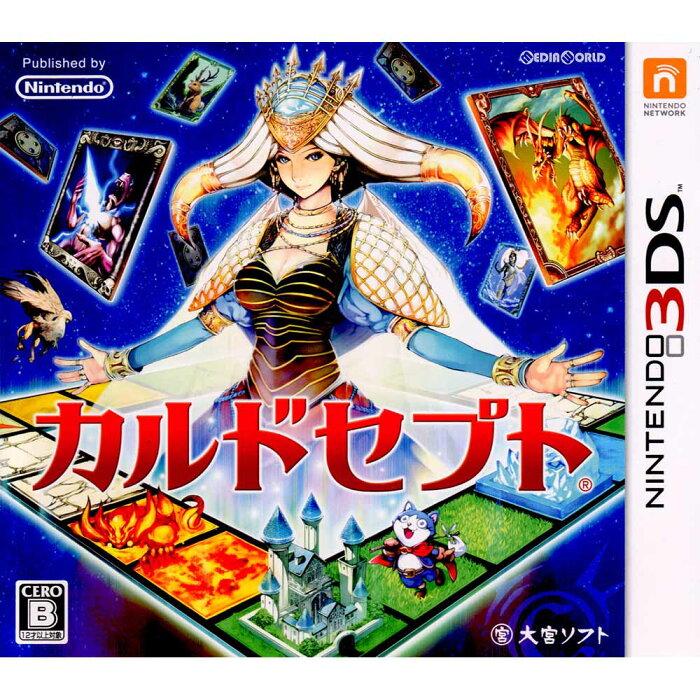 【中古】[3DS]カルドセプト(Culdcept)(20120628)