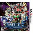 【中古】[3DS]ロストヒーローズ(LOST HEROES)(20120906)