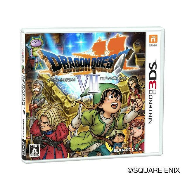 Nintendo 3DS・2DS, ソフト 3DSVII(Dragon Quest 7) (20130207)