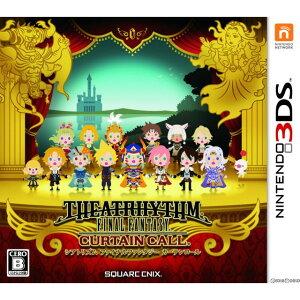 [مستعملة] [3DS] THEATRHYTHM FINAL FANTASY CURTAIN CALL Fantasy Curtain Call) (20140424)