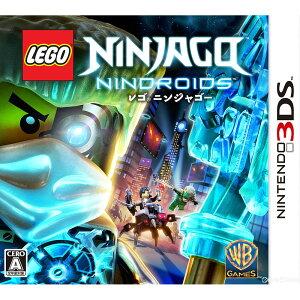 【予約前日発送】[3DS]レゴ LEGOR ニンジャゴー ニンドロイド(2016112…