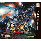 【新品即納】[3DS]限定特典付(3DS用テーマ2種) モンスターハンターダブルクロス(MHXX / Monster Hunter Double Cross)(20170318)【RCP】