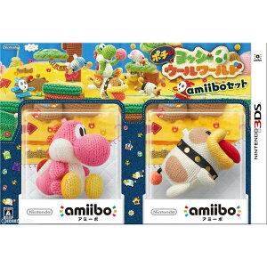 【予約前日発送】[3DS]ポチと! ヨッシー ウールワールド amiiboセット(アミーボSE…