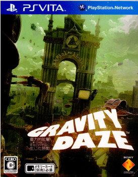 プレイステーション・ヴィータ, ソフト PSVitaGRAVITY DAZE() (20120209)