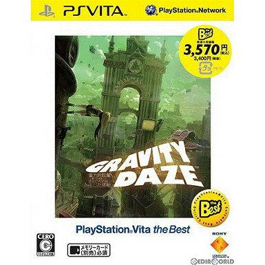 プレイステーション・ヴィータ, ソフト PSVitaGRAVITY DAZE(PSVitaTheBEST)(VCJS-200 01)(20130425)