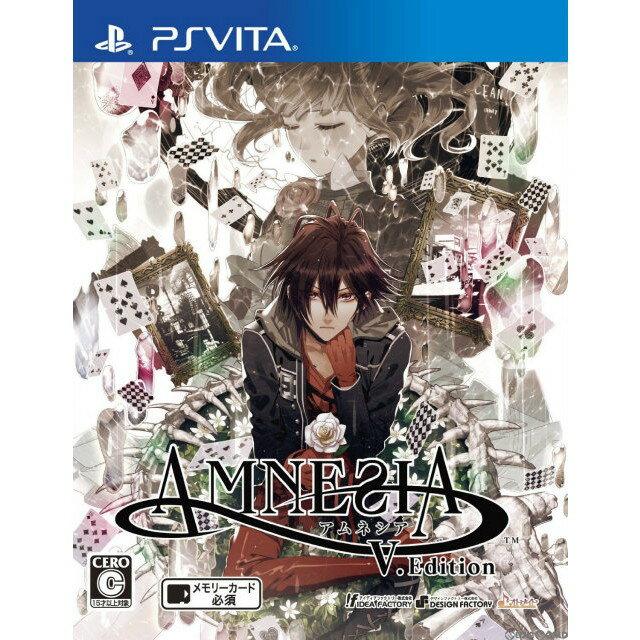 プレイステーション・ヴィータ, ソフト PSVitaAMNESIA V Edition()(20131219)