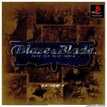 プレイステーション, ソフト PSBlazeBlade Busters( )(19980923)