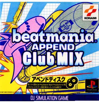 【中古】【表紙説明書なし】[PS]beatmania APPEND Club MIX(ビートマニア アペンド クラブミックス)(20001221)