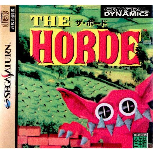 テレビゲーム, セガサターン SSTHE HORDE()(19960308)
