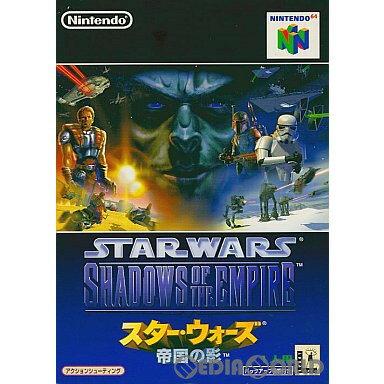 テレビゲーム, NINTENDO 64 N64 (STARWARS SHADOWS OF THE EMPIRE)(19970614)