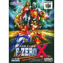 【中古】[N64]F-ZERO X(エフゼロ エックス)(19980714)