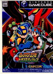 【中古】[GC]ロックマンエグゼ トランスミッション(Rockman EXE Transmission)(20030306)