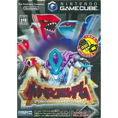 ゲームキューブ, ソフト GC(59) (Pokeacute;mon Closseum)(20031121)